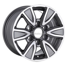 15inch replica 6x139.7 alloy wheel aluminum rim for japanese car