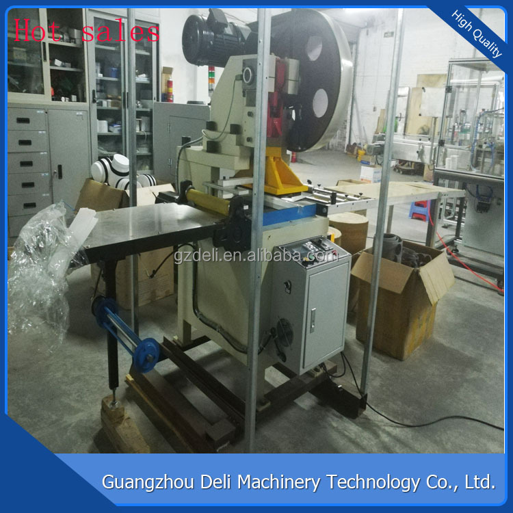 Numerical Control Press Induction Seal EVA Foam Washer Foil Liner Die Cutting Punching Machine