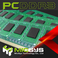 Taiwan manufacturers desktop memory 1066mhz 4gb ram ddr3 for free logo