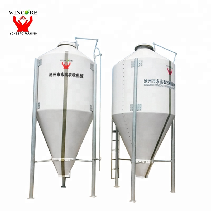 Grain steel storage silos manufacturers prices for sale