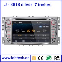 7 inch HD capacitive touch screen 8818 car dvd player dvd player portable dvd player for 2007-2010 Ford