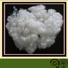 Raw white recycled Polyester Staple Fiber 1.2D - 2.5D
