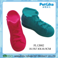 PETLIKE dog shoes flocked dog wholesale toys