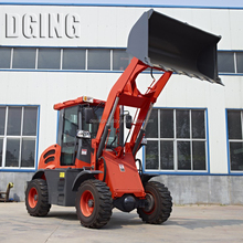 CE Wheel Loader ZL 16 for sale USD 9,500