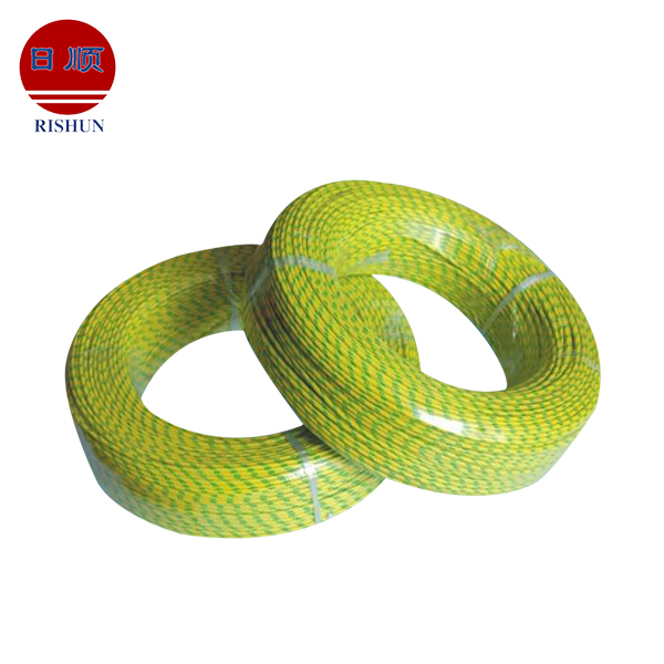 UL3122 silicon rubber insulated fiberglass braid wire cable