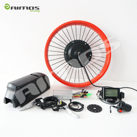 48V 1000 1500 2000 3000watt electric wheel hub motor bike kit