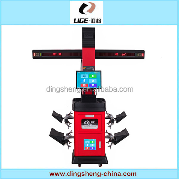 LIGE 3d manual wheel alignment equipmentDS-1