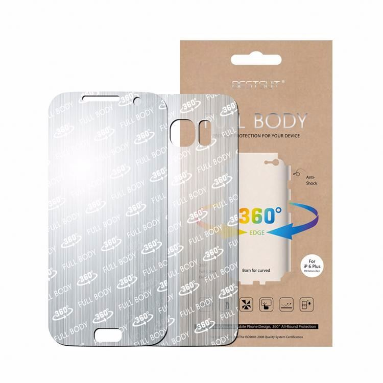 2016 new product full size screen guard for samsung s7 edge