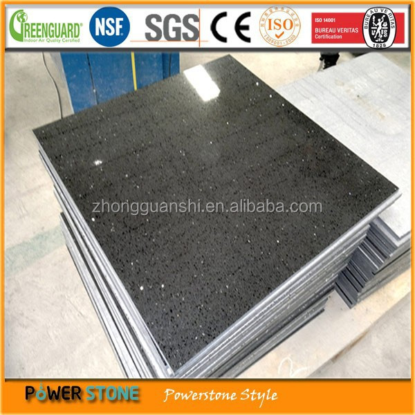 China Low Price Cheap 60x60cm Quartz Silestone Tile