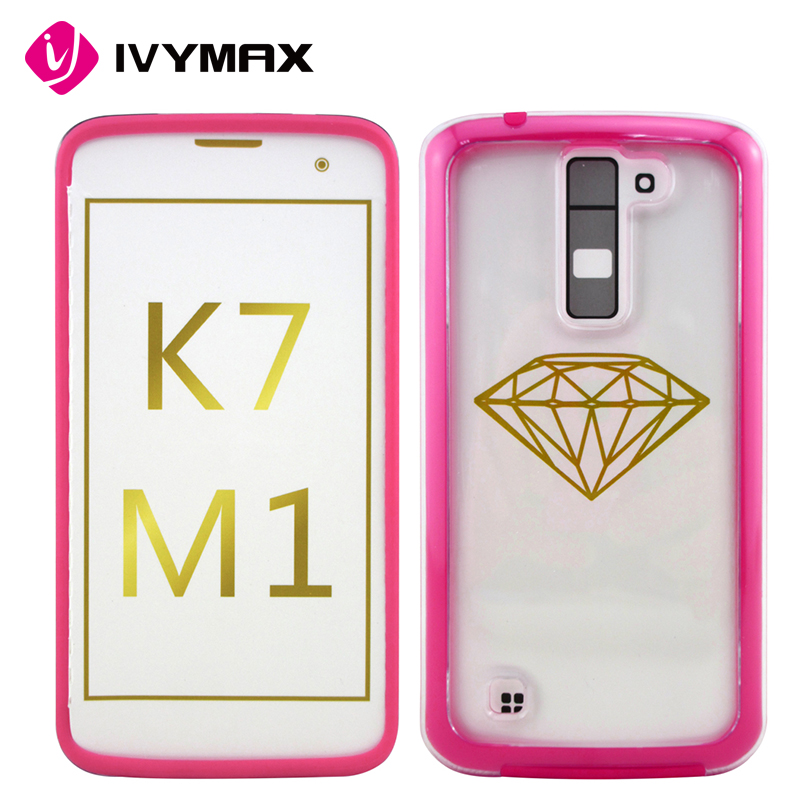 brg newest fashional protective case for LG K7 new products 2016