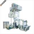 Hot Melt Extruding Wood Decking Fusing Tube Extrusion Tile Injection Moulding 90 Ton Plastic Recycling Machine Hdpe