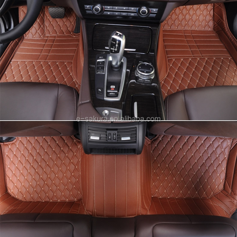 disposable paper car floor mats for Mazda 8
