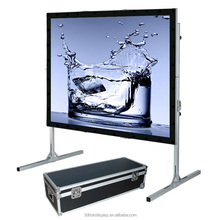 16:9 Fast Folding Projector Screen,Price Of Projector Screen,Outdoor Projector Screen
