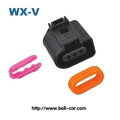 PA66 car 3 ways electrical male connectors good quality DJ7035-3.5-21