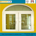 Size Customized frosted aluminum gas windows