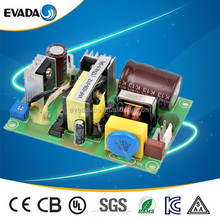 12Vdc 36W constant voltage LED open frame power supply