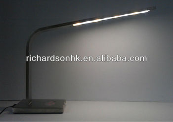 Stainless Steel LED Desk / Reading Lamp-Model:RC-DL-A082