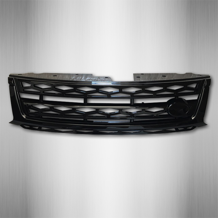 China factory cheap Chery Tiggo/Tio 5 chrome/black car front grille grill new design refitting auto body parts plastic