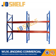 Industrial shelf rack system