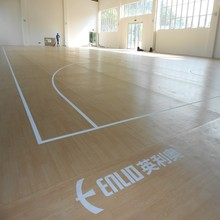 Indoor Vinyl PVC mobile basketball floor