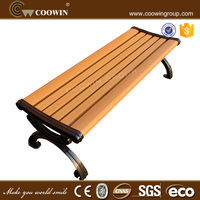 COOWIN wpc material longlife time cheap park benches