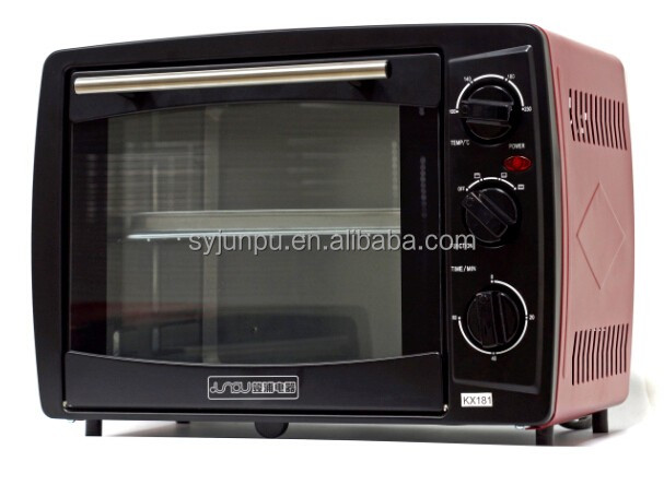 65L ETL Approval convection electirc oven recipes for pork chops pizza oven doors