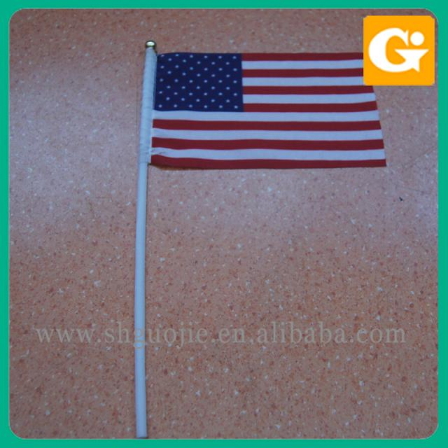 World Flag Swing Flag Hand Held Promotional Flags