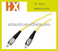 good quality fiber optical cable equipment fc/pc fiber patch cord