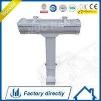 PVC Rain Gutter Fitting PVC Rain Water Collector and Fittings PVC Downspout Fitting