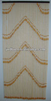 Bamboo Folding Blind Beads Curtains Vertical