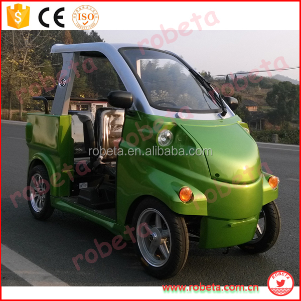 4 seats Electric utility vehicle with Max speed 42 km/h / Whatsapp: +86 15803993420