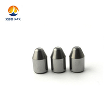 High hardness tungsten teeth carbide button carbide turning inserts