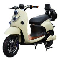 Low Price Vespa Lithium Battery Electric Motorcycle