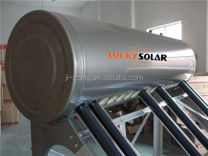 Unpressurized Bearing Solar water heaters Water transfer printing tank