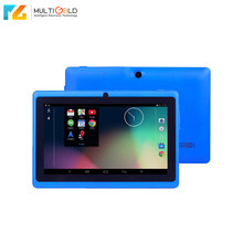 Good Price 7 Inch Capacitive Touch Screen ALLWinner Quad Core 1GB RAM Dual Camera Android 4.4/ 5.1 Tablet PC