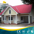 Prefabricated Villa Modular House Sandwich Panel Villa