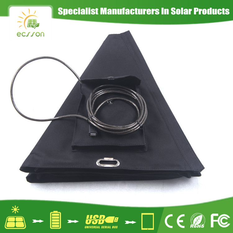 Factory OEM/ODM Aging-resistant 100 watt folding solar panel
