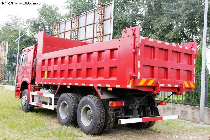 16 Cubic Meter 10 Wheels Sinotruk Howo 8x4 Dump Trucks