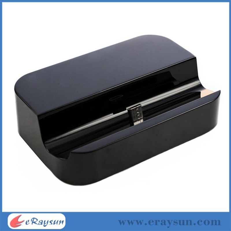 For Samsung Compatible Brand and PVC Material docking station cradle for cell phone
