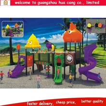 Attractive animal theme outdoor homemade playground equipment