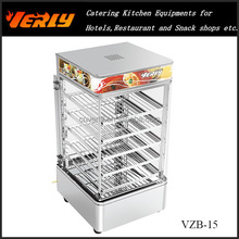 Commercial Induction restaurant food steamer VZB-15