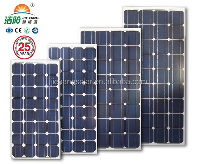 A-grade High Efficiency Crystalline 175W bangladesh solar panel price With TUV/IEC/CE/CEC Certificates