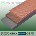 Plastic composite outdoor wpc decking panel