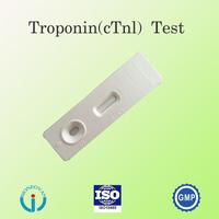 rapid medical diagnostics for Troponin I rapid test