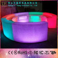 Bar Counter Plastic & LED Bar Counter Made In China LG-1574