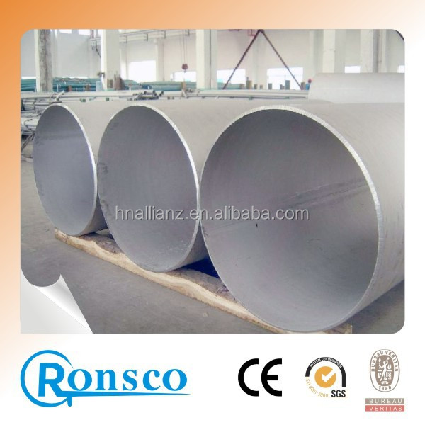 Astm S2208 Seamless Steel Pipe,Tisco Raw Material for the Pipe ,502 Big Diameter for Seamless Pipe