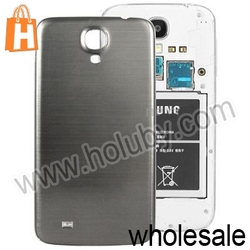 Replacement Metallic Brushed Full Housing Case Battery Cover for Samsung i9200 Galaxy Mega 6.3