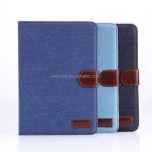 New Stand Cowboy Leather Case with Card Slot For iPad mini3 mini 3