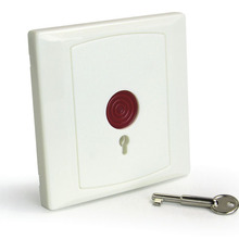 anti-robbery embedded mini panic button device