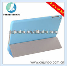 2016 New Phone Accessories Ultra Thin Smart Cover Leather Case for ipad air